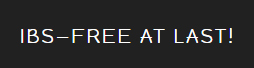 IBS-free-at-last